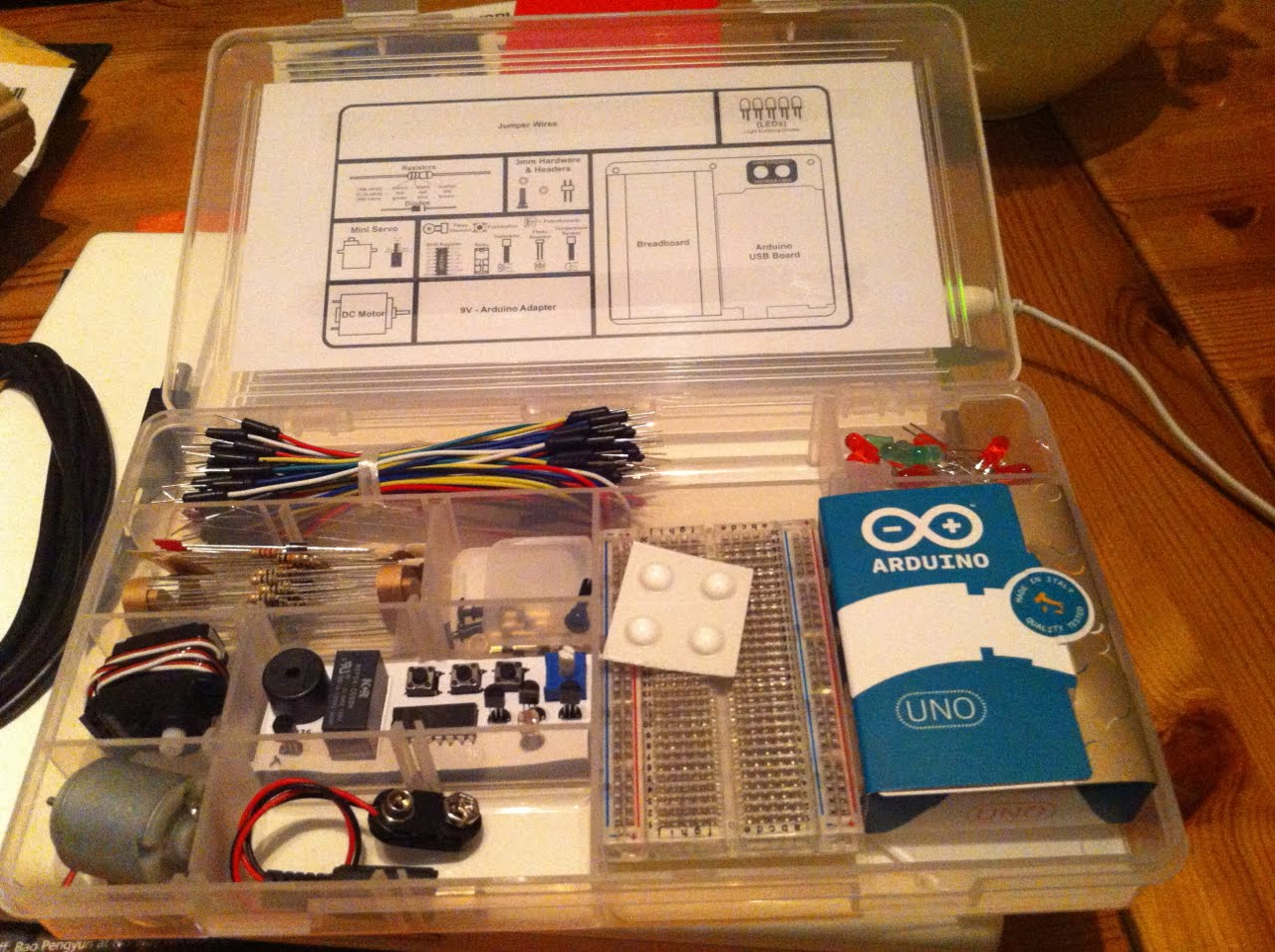 Connecting the real world to R with an Arduino | mages' blog